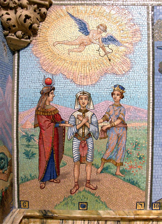 Les Secrets du Tarot  L AMOUREUX (Arcane 6) 3c8869055dda