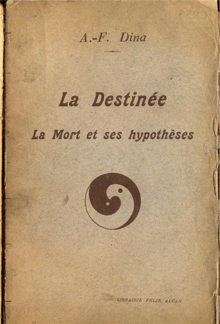 Livre d'Assan Dina, la Destinée, la mort et ses hypothèses