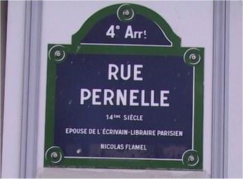 Nicholas Flamel Pernelle
